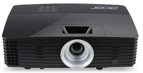 poškozený obal Acer P1285B TCO DLP/3D/1024x768 XGA/3200 lm/20000:1/2xVGA in/VGA out/2xHDMI/MHL/10W/USB/ 2,3 Kg