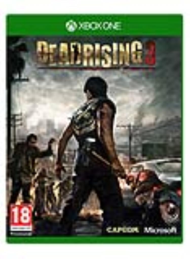 XBOX ONE - Dead Rising 3 Apocalypse - AKCE
