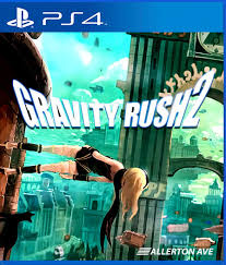 SONY PS4 hra Gravity Rush 2