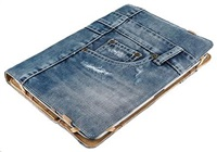 "TRUST Pouzdro na tablet 10"" Universal Jeans Folio Stand for tablets"