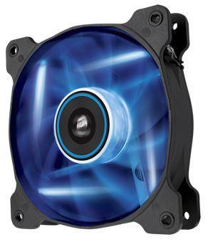 Corsair Air Series SP120 120mm ventilátor, 3pin, modrý LED