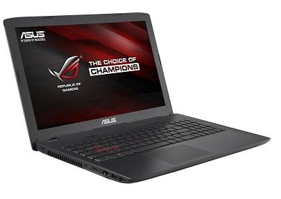 "ASUS G552VW-DM345T i5-6300HQ/8GB/1TB SATA+256GB SSD/DVD-RW/GTX960M 2GB/15,6"" FHD/Win10/šedý"