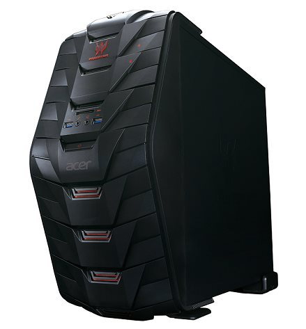 Demo produkt Acer Aspire G6-710_H DEMO - Predator Ci7-6700K/4x8GB/512GB SSD+4TB/GTX 980/DVDRW/BT/W10 Home