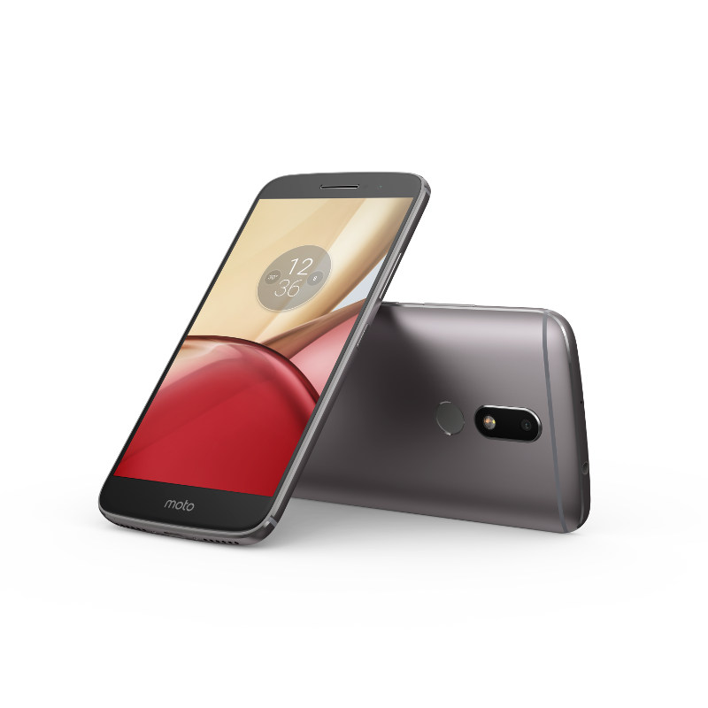 "Lenovo Moto M Dual SIM/5,5"" IPS/1920x1080/Octa-Core/1,8GHz/3GB/32GB/16Mpx/LTE/Android 6.0/Grey"