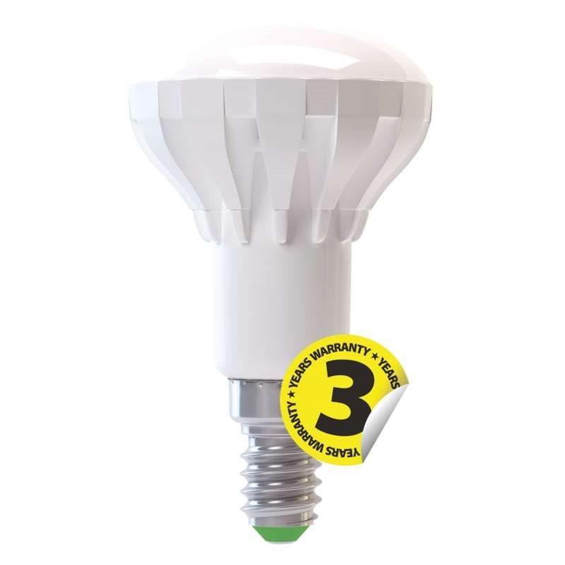 Emos LED žárovka REFLEKTOR R50, 6W/35W E14, WW teplá bílá, 400 lm, Premium A+