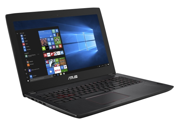 "ASUS GL502VS-GZ138T i7-7700HQ/16GB/512G SSD SATA/GTX1070 8GB/15,6"" 1920x1080 IPS matný/W10 Home/Black"