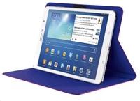 "TRUST Pouzdro na tablet 7-8"" Aeroo Ultrathin Folio Stand for tablets - růžové/oranžové"