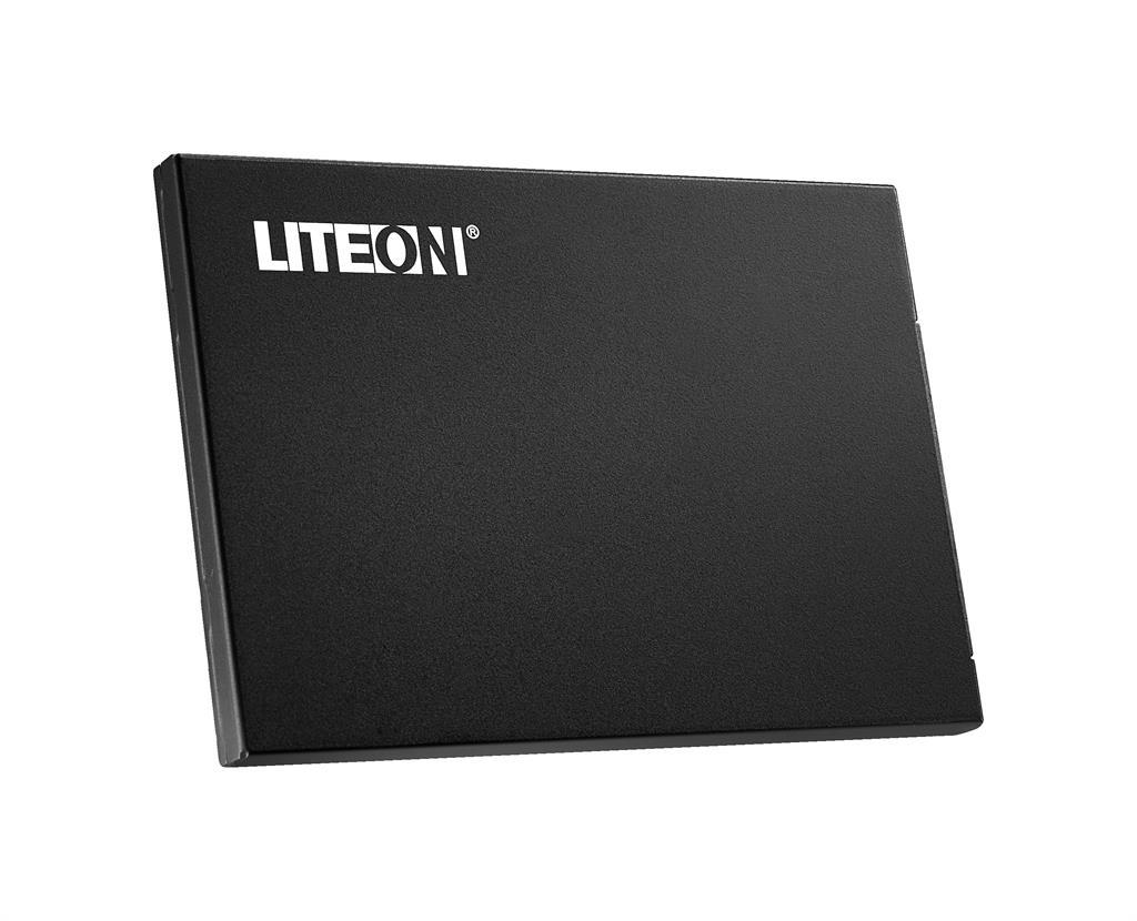 LiteOn SSD MU 3, 120GB SATA 6GB/s, čtení/zápis (555/460 MB/s)
