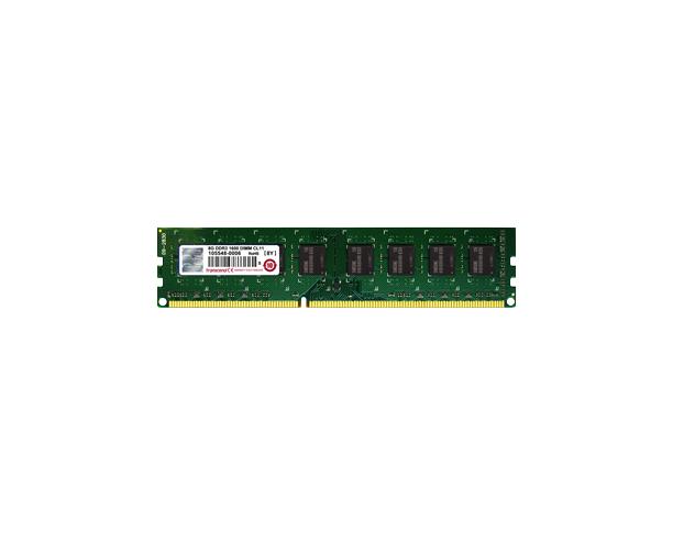 Transcend paměť 4GB DDR3-1333 U-DIMM 2Rx8