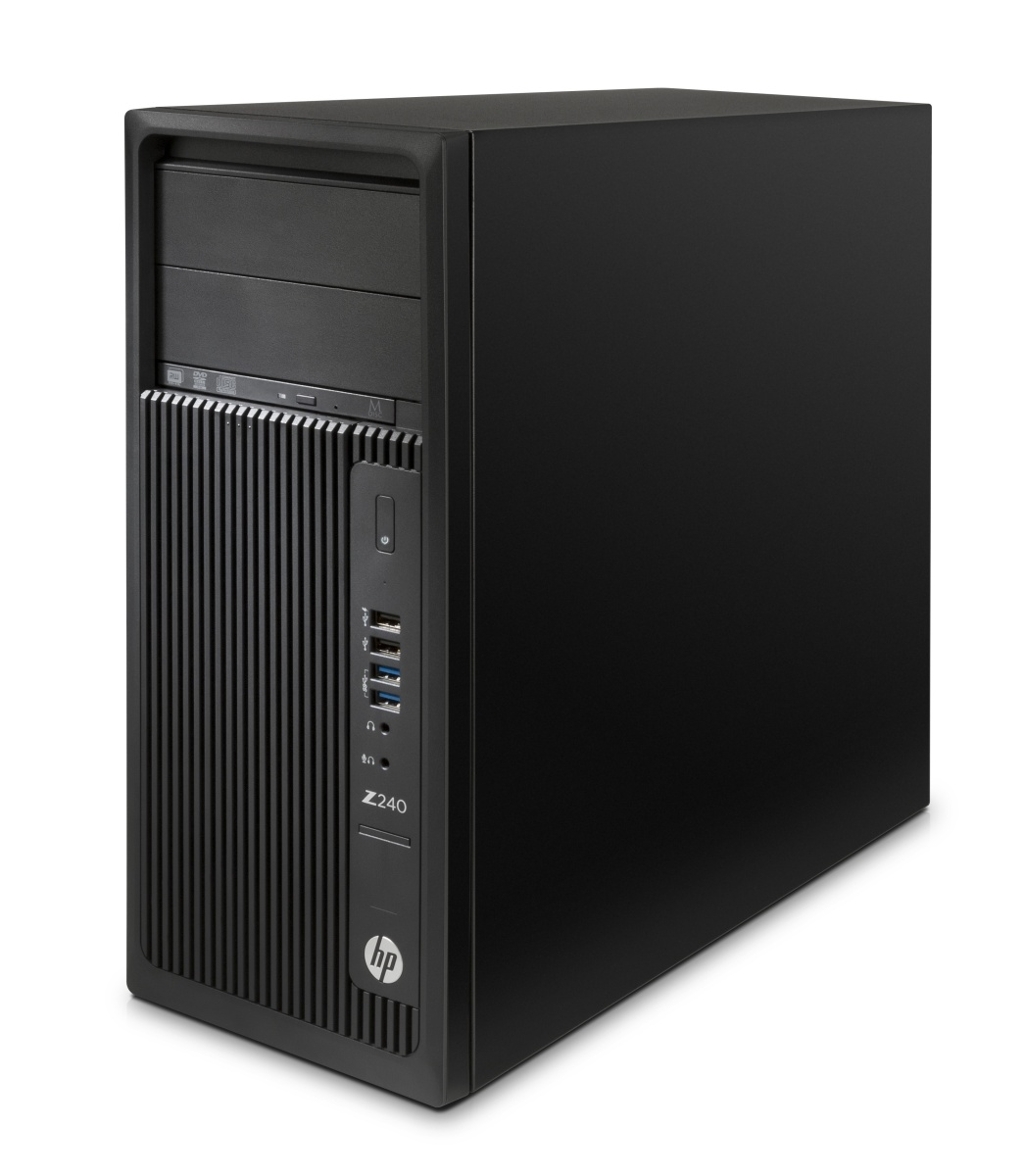 HP Z240 TWR E3-1240v5 3.5 GHz /32GB DDR4-2133 nECC (2x16GB)/512GB SSD/NVIDIA Quadro M2000 4GB 4xDP /Win 10 Pro