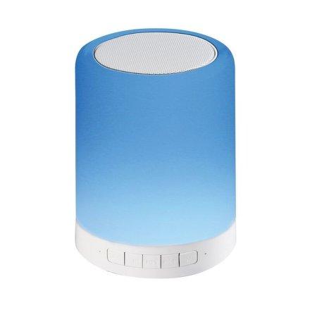 Bluetooth reproduktor 5W, s LED lampičkou,microSD