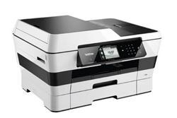 BROTHER multifunkce inkoustová MFC-J6920DW - A3, A3 sken DUAL, 33ppm, 128MB, USB, LAN, WiFi, duplex, ADF, 2x250