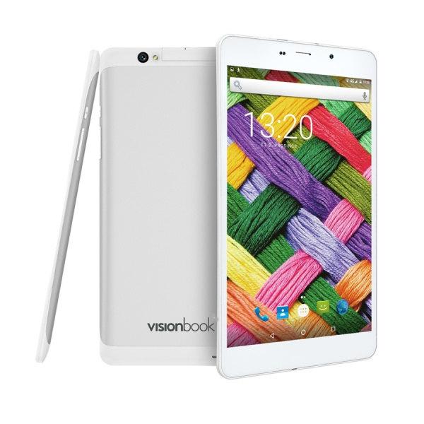 Umax VisionBook 8Q LTE/8´´ 1280x720 IPS/1GHz QC/1GB/16GB/2xSIM/GPS/WL/BT/SD slot/HDMI/A6.0MM
