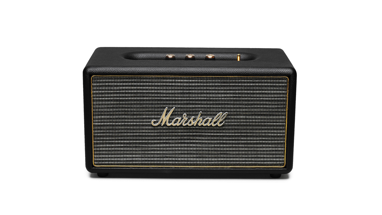 MARSHALL STANMORE BLUETOOTH BLACK - černý
