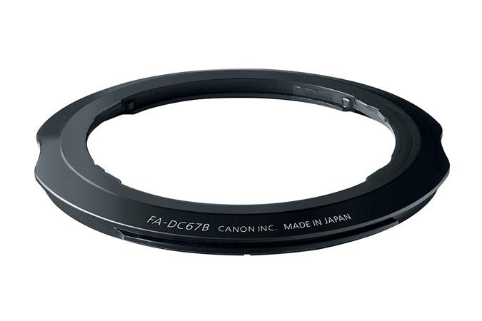 Canon LH-DC100 - sluneční clona + adaptér FA-DC67B - pro SX60