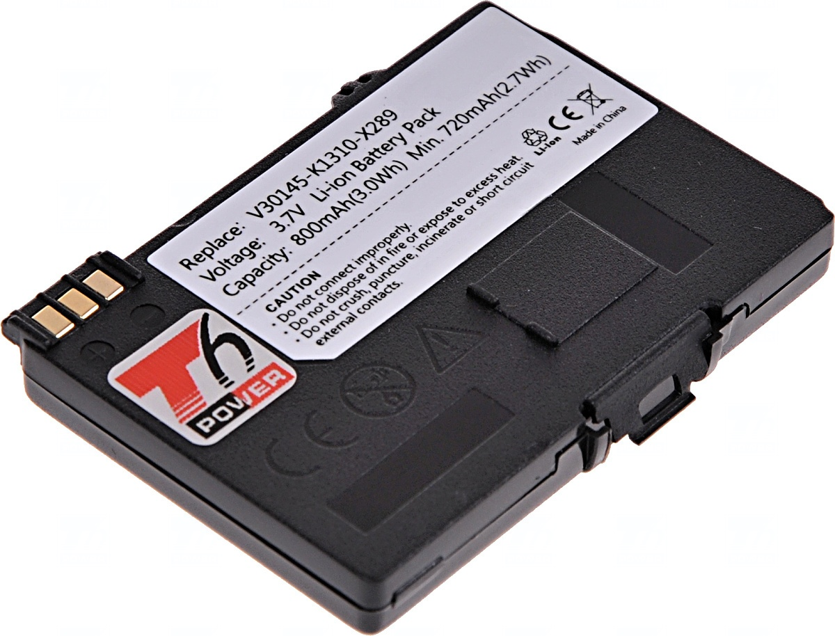 Baterie T6 power Gigaset SL1, SL100, SL740, SL370, SL550, SL560, Siemens A55, C55, Li-ion, 800mAh
