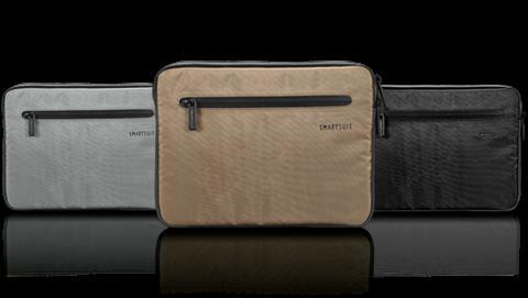Trust Sleeve 10'' batoh na notebook, stříbrný