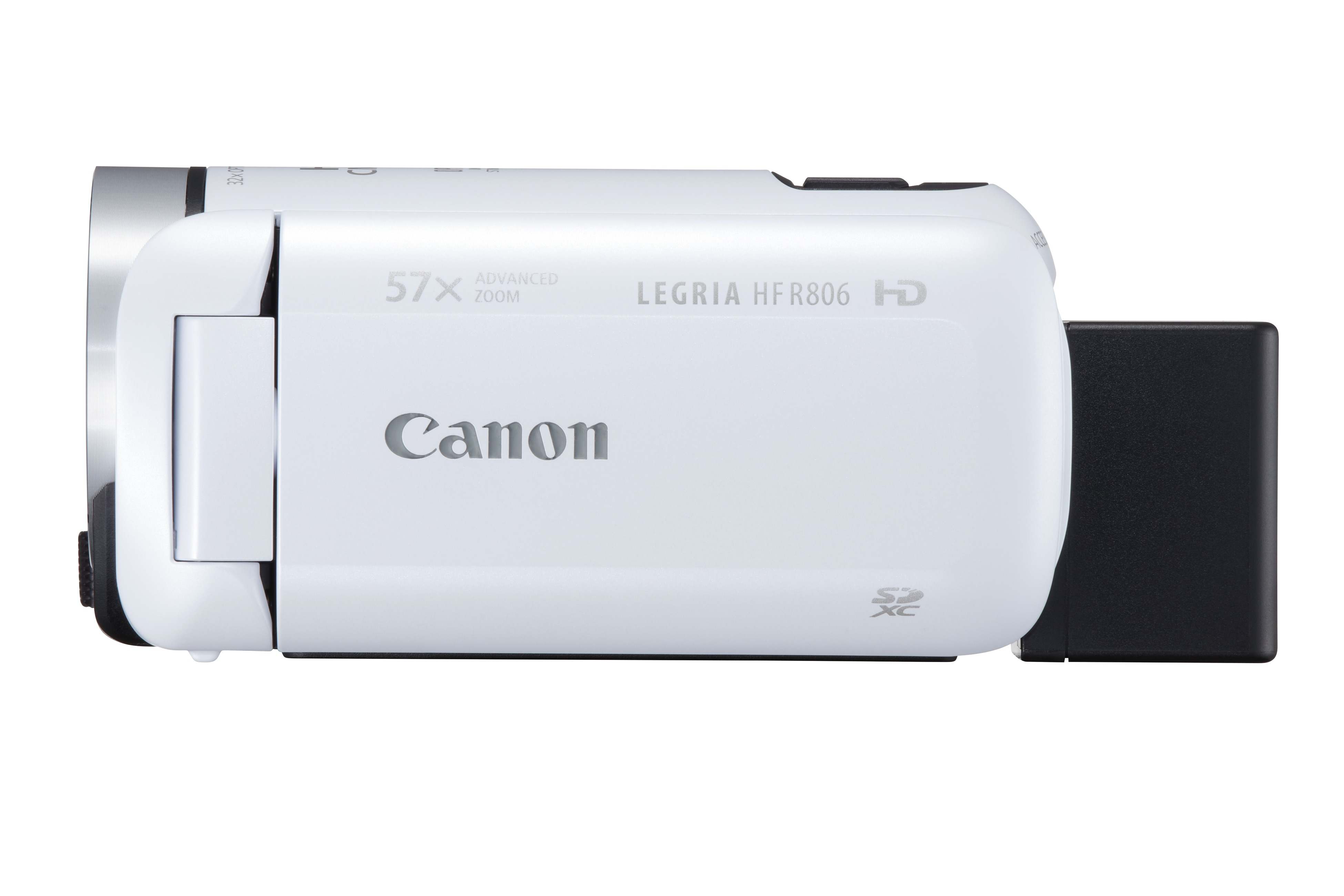 Canon LEGRIA HF R806 White , Full HD , 32x zoom