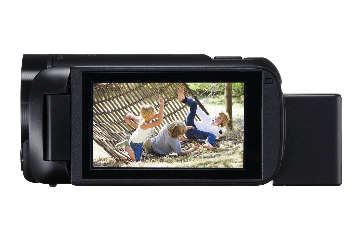 Canon LEGRIA HF R88 Black , Full HD , 32x zoom , 16 GB paměť + předsádka