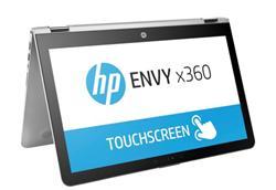 HP ENVY x360 15-aq101nc, Core i5-7200U, 15.6 FHD/IPS, IntelHD 620, 8GB, 128GB M.2 SSD + 1TB7k2, DVDRW, W10, Turbo silver