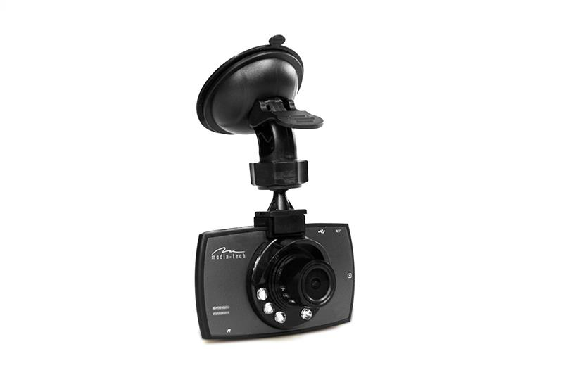 U-Drive DUAL MT4056 - dual view, system car camcorder (DVR), full HD, 1080p,