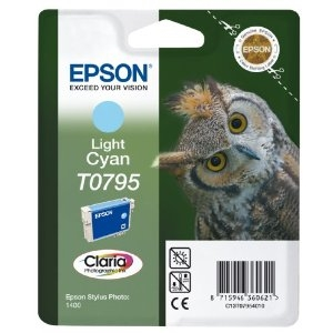 Epson atrament SP PX660/PX820/1400/1500W light cyan