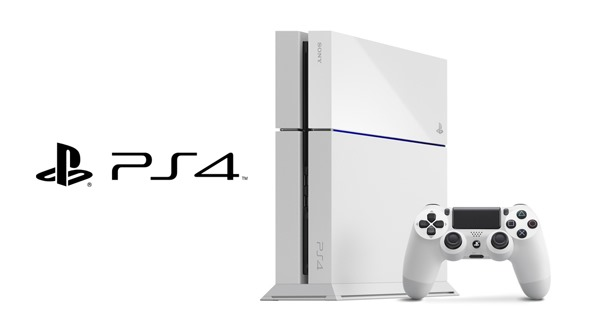 SONY PlayStation 4 - 500GB - White