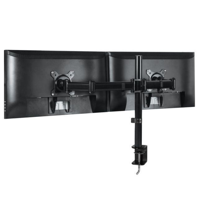 """ARCTIC Z2 Basic stolní držák pro 2 monitory, 13""""-27"""" LCD, VESA, 2x 8 kg, černý"""