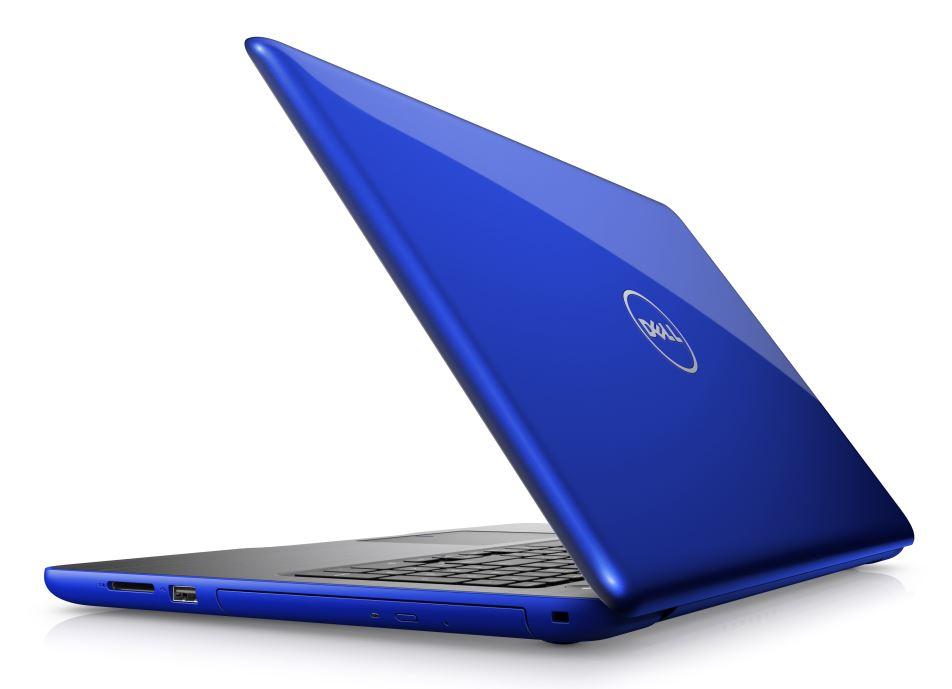 "Dell Inspiron 5567 15"" FHD i5-7200U/8G/256GB SSD/R7 M445-4G/MCR/HDMI/USB/RJ45/DVD/W10/2RNBD/Modrý"
