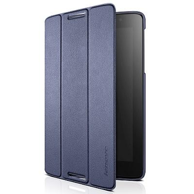 Lenovo IdeaTab 2 A8-50 Folio Case and Film (pouzdro+folie) - modrá