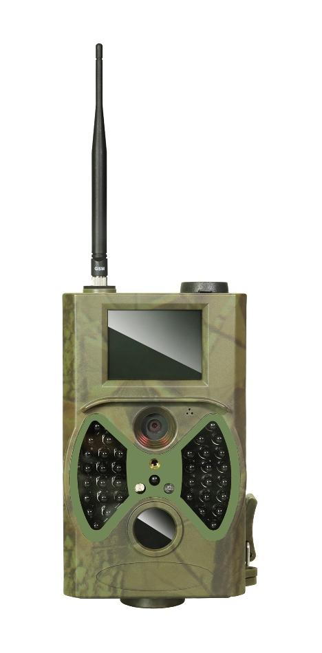 EVOLVEO StrongVision S2,voděodolná outdorová kamera/fotopast/časosběr/MMS/Email