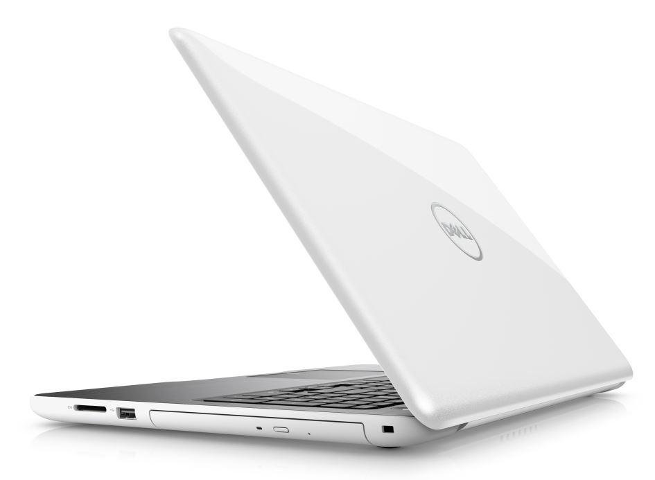 """Dell Inspiron 5567 15"""" FHD i5-7200U/8G/256GB SSD/R7 M445-4G/MCR/HDMI/USB/RJ45/DVD/W10/2RNBD/Bílý"""