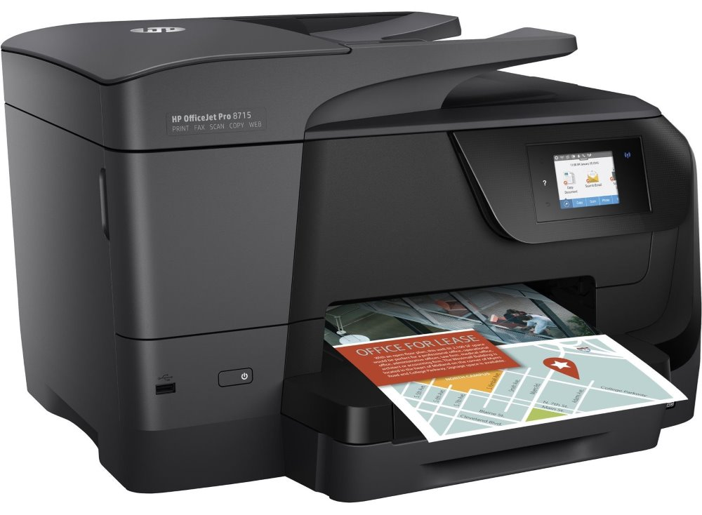 HP OfficeJet Pro 8715 J6X76A