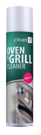 CLEAN IT HOUSEHOLD čistič na trouby a grily