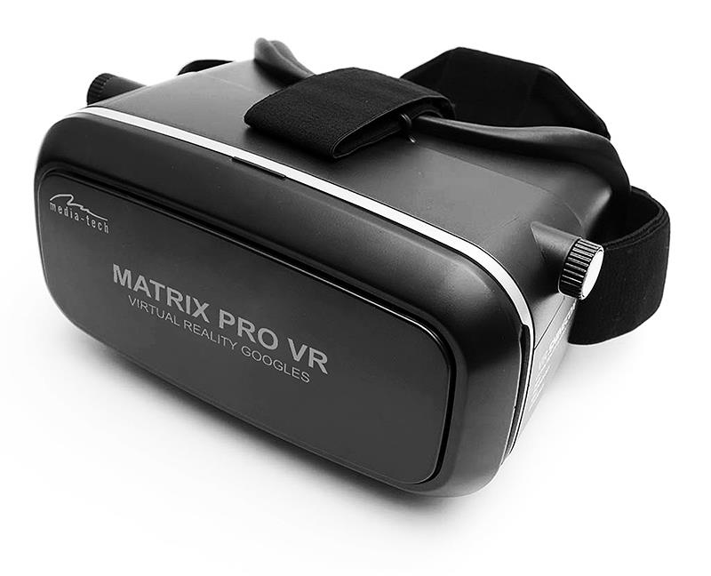 MATRIX PRO VP - Virtual reality goggles, Supports most smartphones 3,5-6 inch