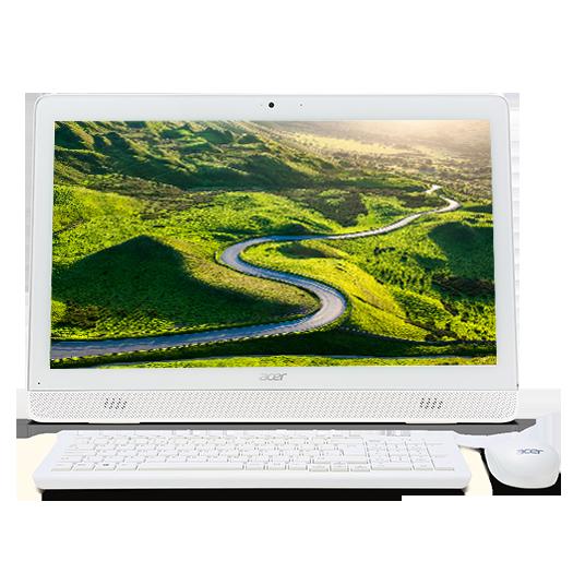 """Acer Aspire AZ1-612 - 19,5""""/N3050/500G/4G/W10"""