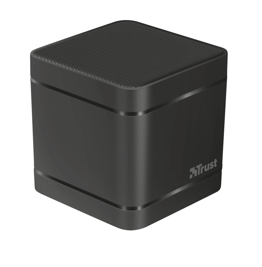 TRUST Kubo Wireless Bluetooth Speaker - black