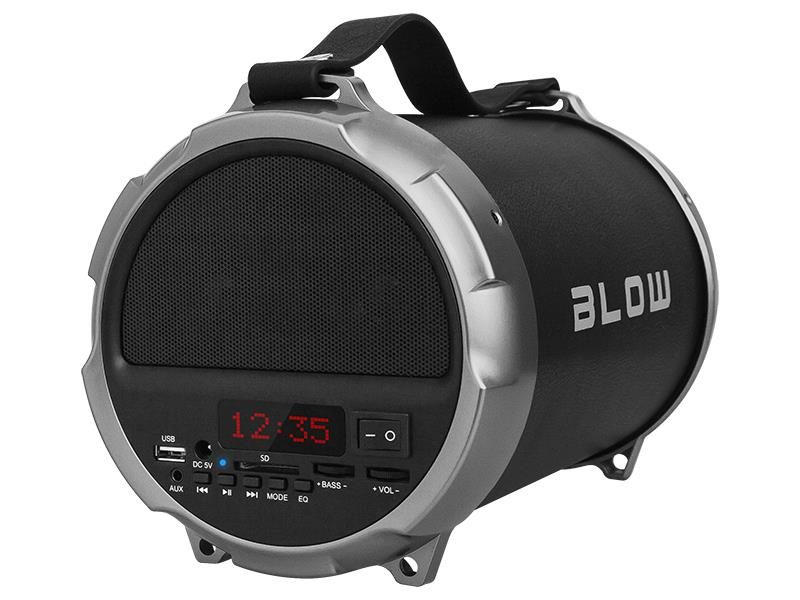 Blow BT1000 mini bluetooth reproduktor FM