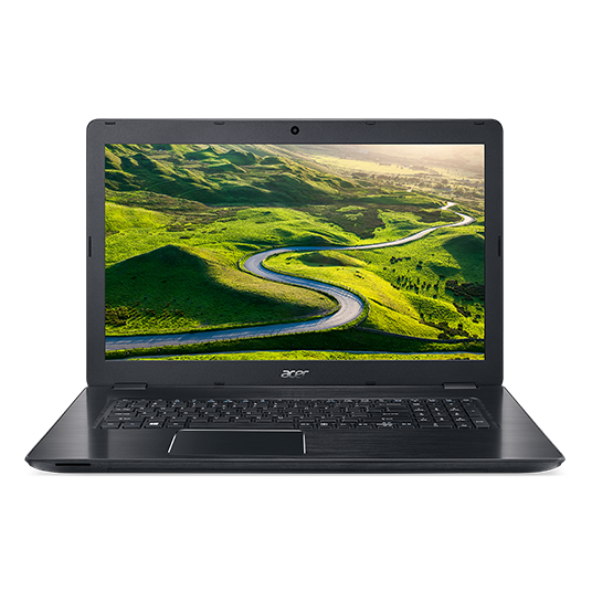 """Acer Aspire F 17 (F5-771G-50GY) i5-7200U/8GB+N/128GB SSD M.2+1TB/DVDRW/GeForce GTX 950M 4G/17.3""""FHD matný/W10 Home/Black"""
