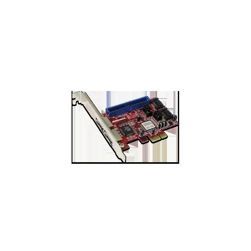 Addonics 2 eSATA/SATA II, IDE RAID PCI-E