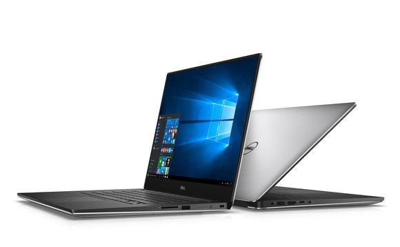 """DELL XPS 15 (9560)/i7-7700HQ/8GB/256GB SSD/4GB Nvidia 1050/15.6"""" FHD/Win 10 PRO 64bit/Silver"""