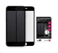 CONNECT IT Ochranná skleněná folie pro iPhone 6 PLUS, černá