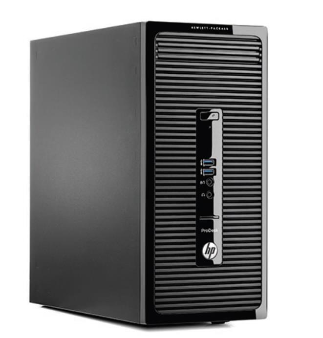 HP PC ProDesk 490 G3 MT i7-6700 4GB 1TB intelHD DVDRW W7P+W10P