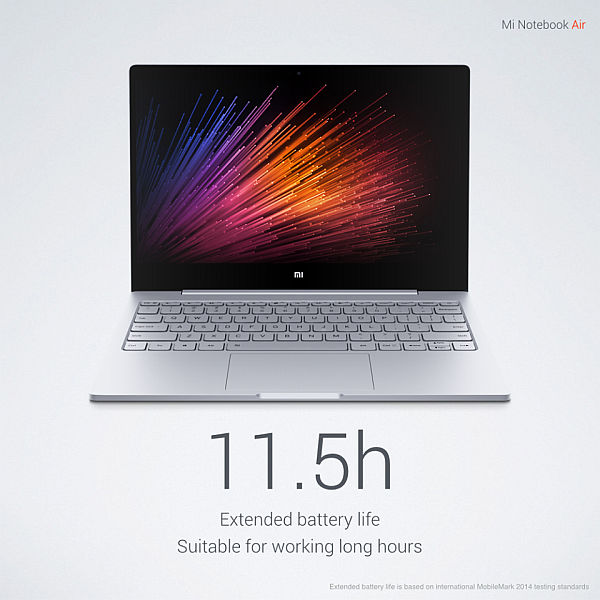 Xiaomi Mi Notebook Air 12,5´´ Gold/1920x1080/M3-6Y30/4GB/128GB_SSD/HD515/Win10HE