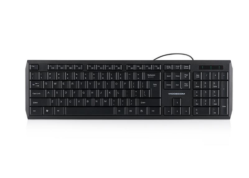 MODECOM klávesnice MC-5007 Hungarian layout