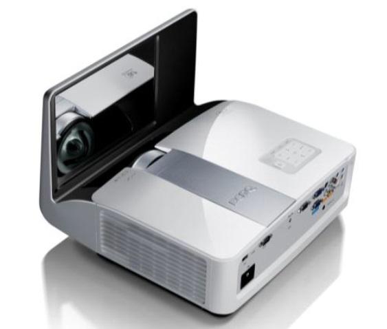DLP proj.BenQ MX842UST-3000lm,XGA,HDMI,LANc,UST