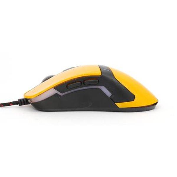 OMEGA herní myš VARR OM-270, 3200dpi, 6 tlačítek
