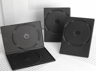 Gembird Obal DVD 2 (14mm), černý, 100ks