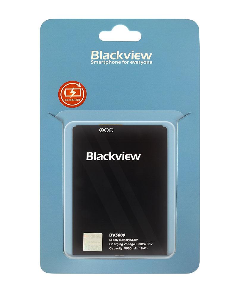 Baterie pro iGET Blackview BV5000