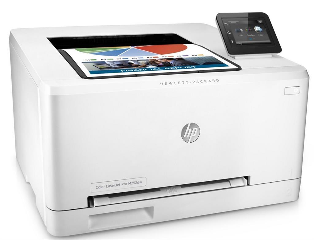 Tiskárna HP Color LaserJet Pro M452dn